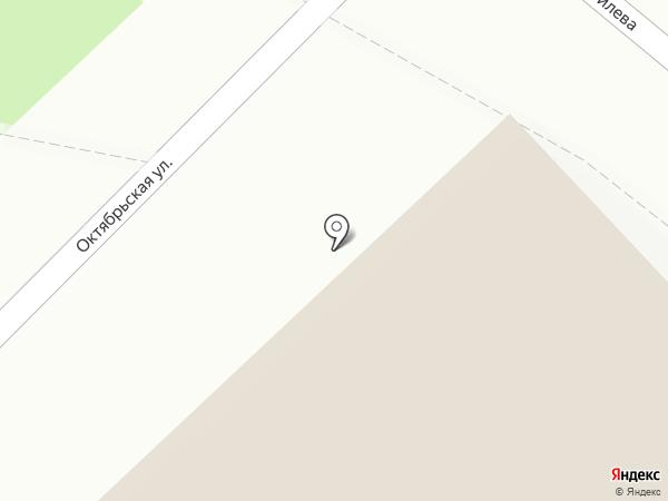 Аргун на карте Бийска