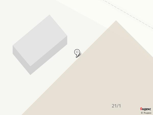 Аркадо-гранит на карте Бийска