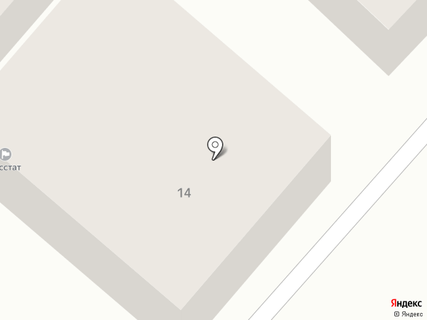 Бийсктехцентр на карте Бийска