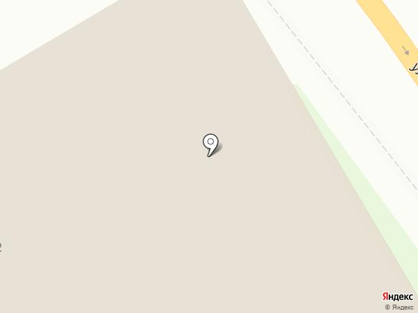 БМП Росток на карте Бийска