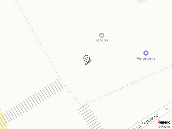 Аккорд на карте Бийска