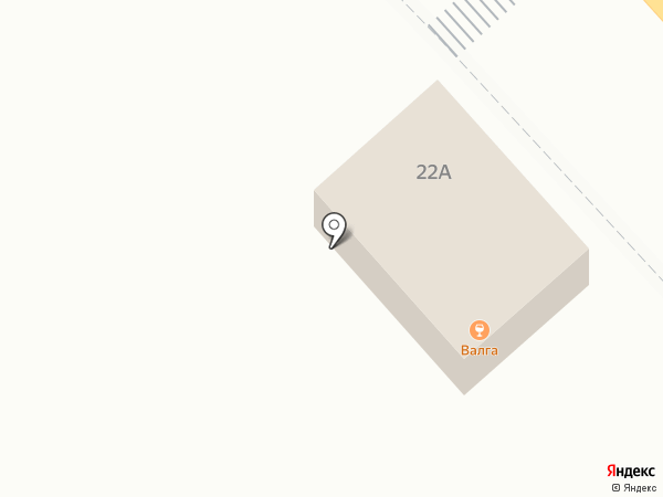 Валга на карте Бийска