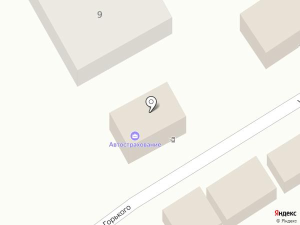 Страховая компания на карте Бийска