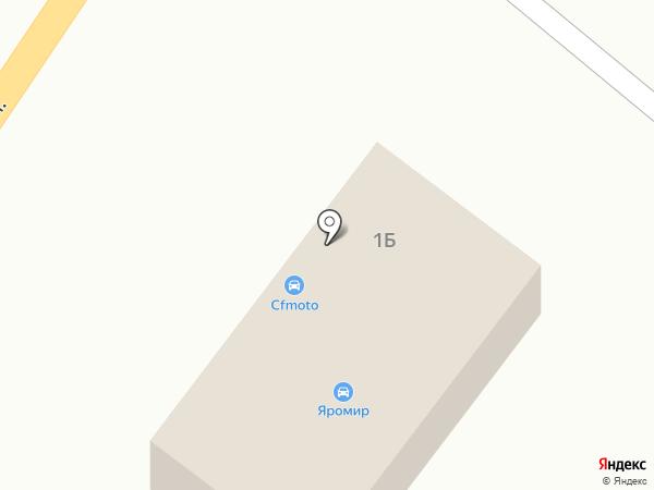 Активный отдых на карте Бийска