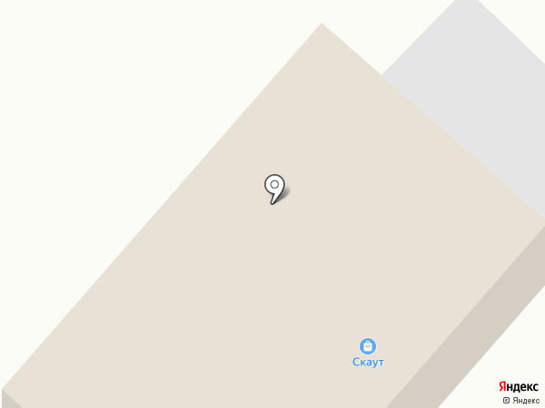 Восточный на карте Бийска