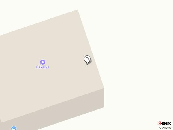 Агромаркет на карте Бийска