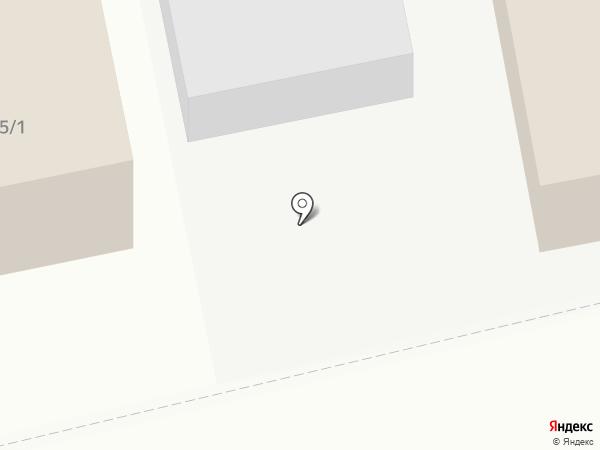Пивная скважина на карте Бийска