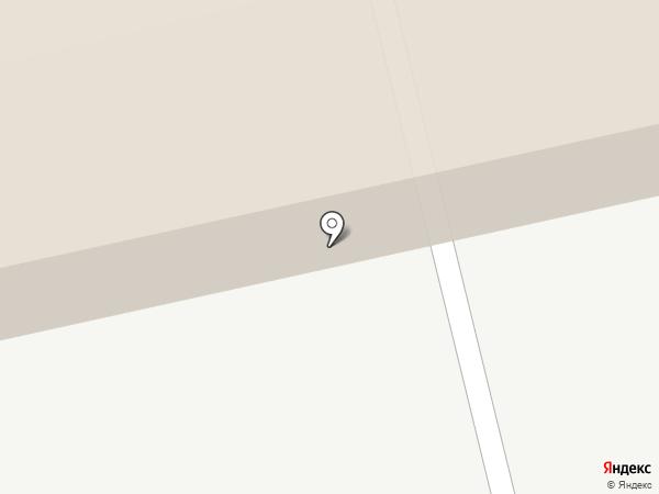 Басма на карте Бийска