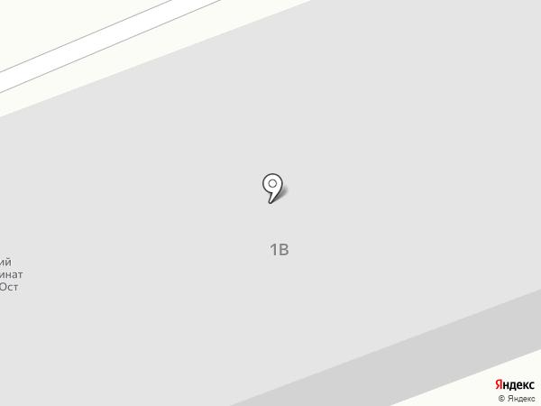 Меленка на карте Бийска