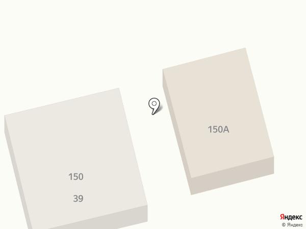 Машенька на карте Бийска