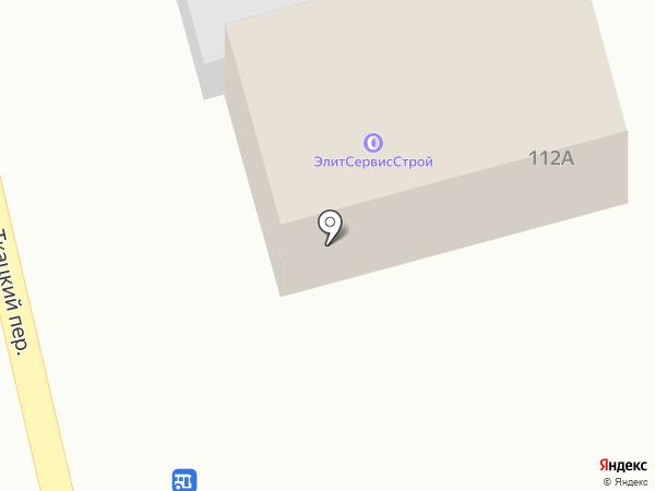 ЭлитСервисСтрой на карте Бийска