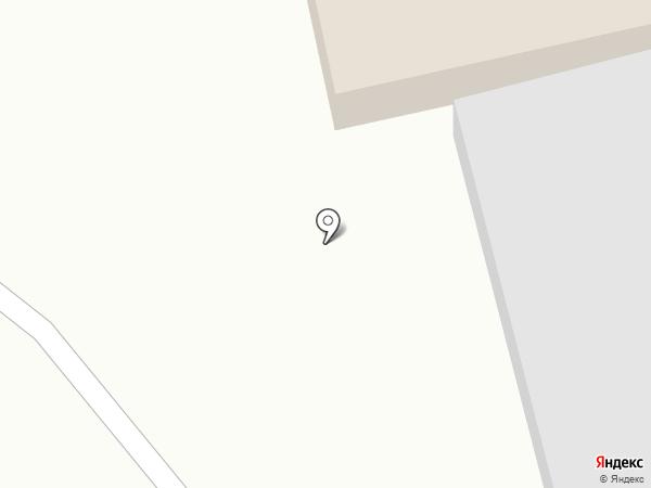 Вираж на карте Бийска