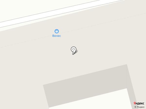Иволга на карте Бийска