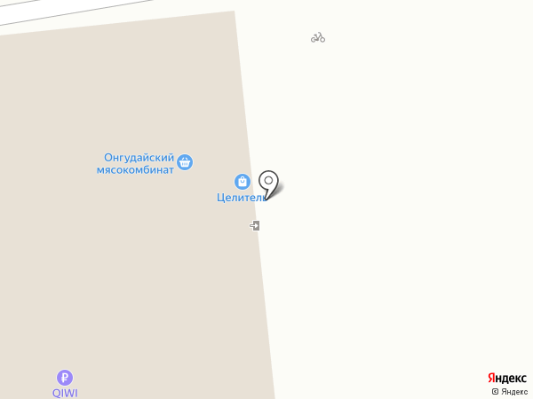 Резерв, КПК на карте Бийска