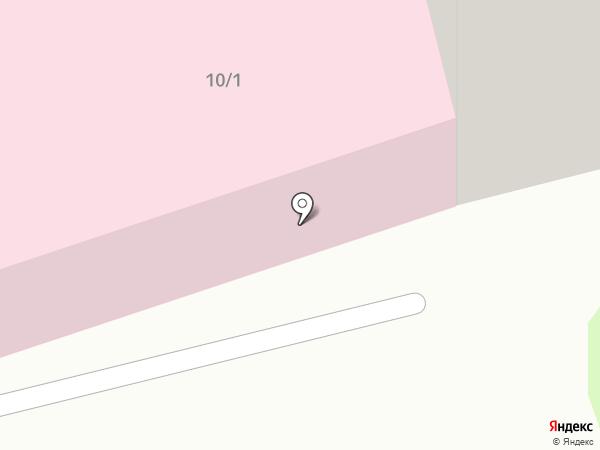 Де визио-Алтай на карте Бийска