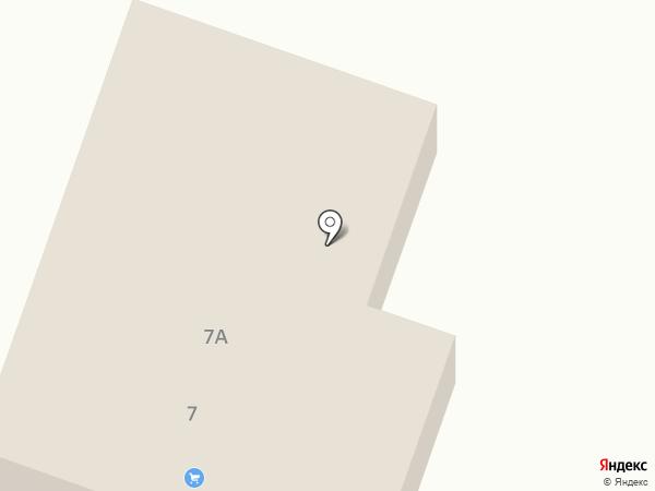 Аникс на карте Алтайского