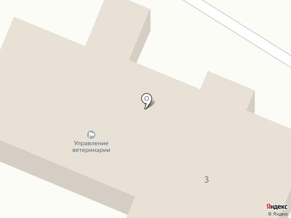 Управление ветеринарии по Алтайскому району на карте Алтайского
