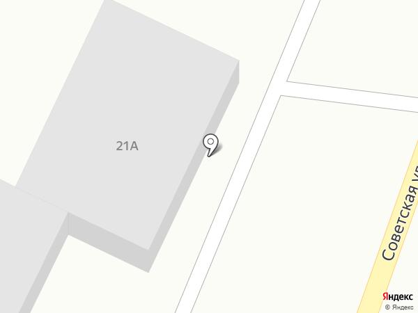 Жестяной цех на карте Алтайского