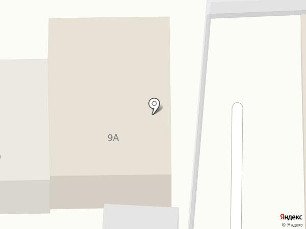 Уют на карте Алтайского