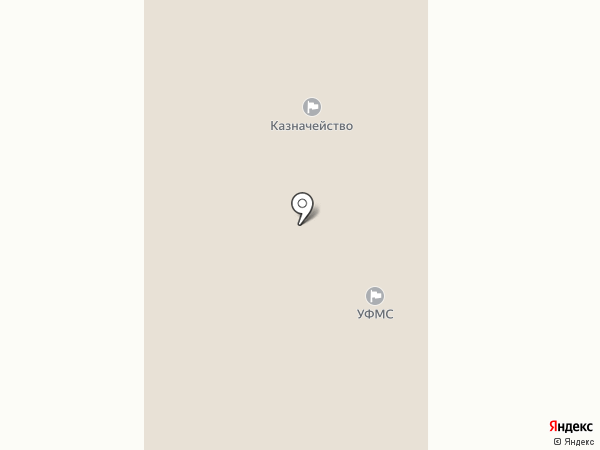 УФК на карте Алтайского