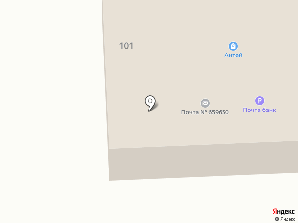 Отдел судебных приставов Алтайского района на карте Алтайского
