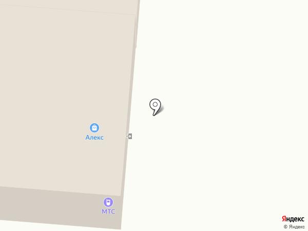 МТС на карте Алтайского
