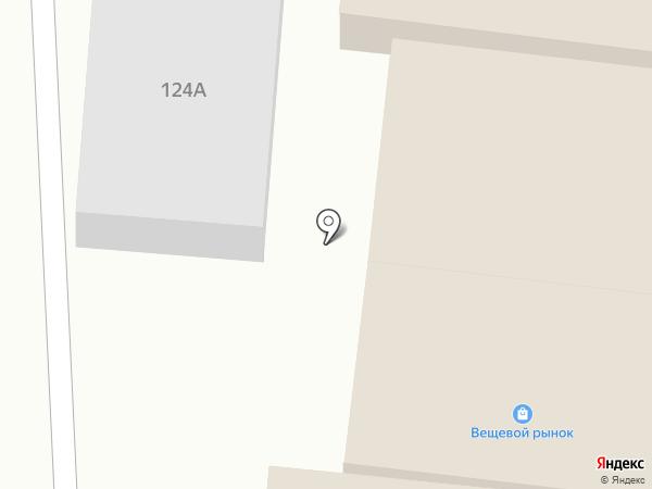 Школьный на карте Алтайского