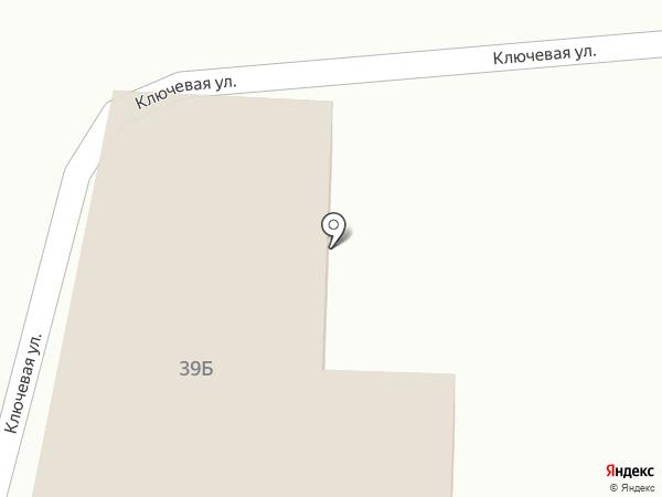Магазин автозапчастей на карте Алтайского