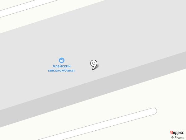 Гарант на карте Алтайского