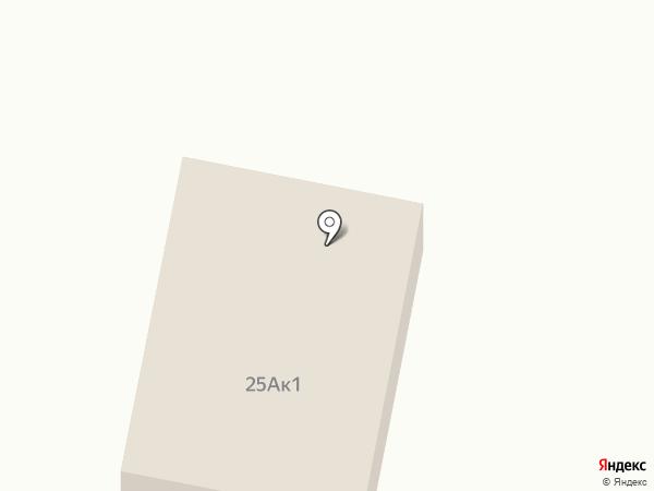 Никитка на карте Алтайского
