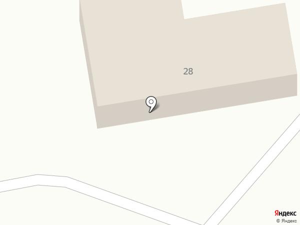 Универсальный магазин №14 на карте Советского