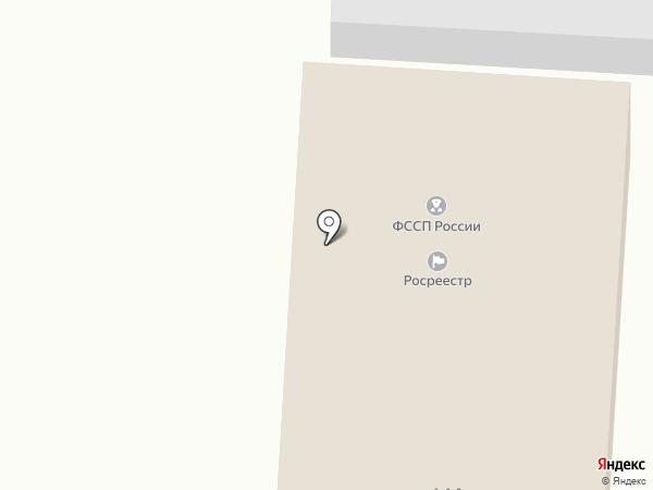 Отдел судебных приставов Советского района на карте Советского