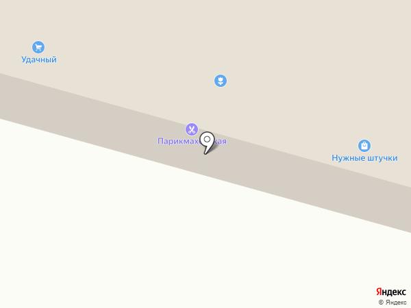 ТАЛЕКС на карте Верха-Катунского