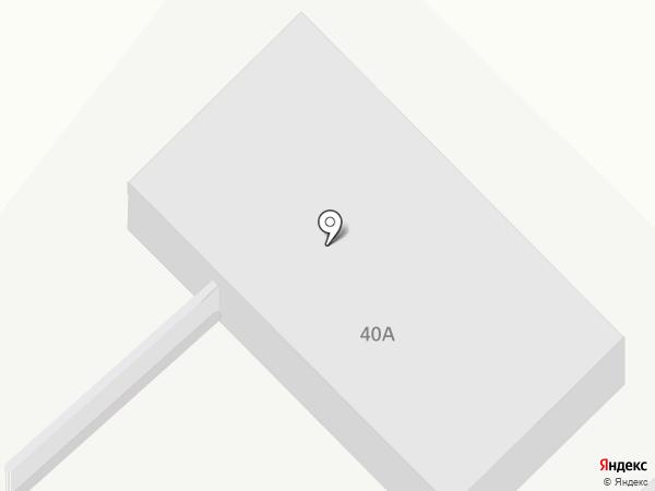 Продуктовый магазин на карте Черги