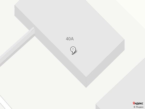 Продуктовый магазин на Садовой на карте Черги