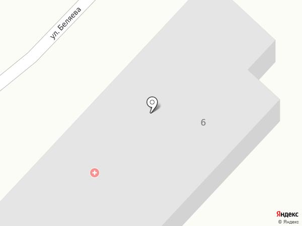 Шебалинская центральная районная больница на карте Черги