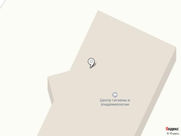 Центр гигиены и эпидемиологии на карте Шебалино