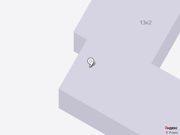 Средняя общеобразовательная школа им. Л.В. Кокышева на карте Шебалино