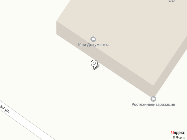 Нотариус Бекенева А.В. на карте Шебалино