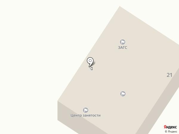Отдел культуры, молодежной политики и спорта Администрации Шебалинского района на карте Шебалино