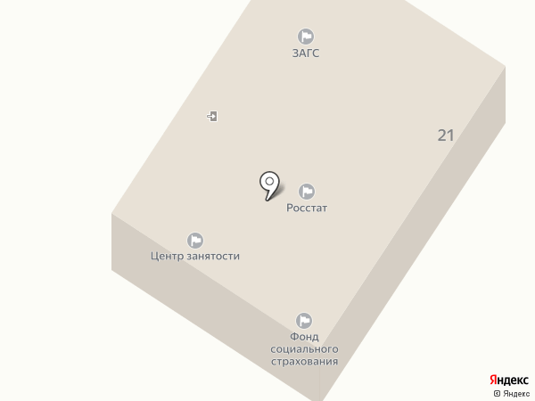 Отдел культуры на карте Шебалино