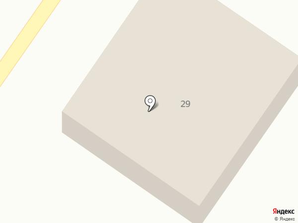 Продуктовый магазин на карте Шебалино