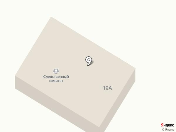 Шебалинский межрайонный следственный отдел УСК РФ Республики Алтай на карте Шебалино