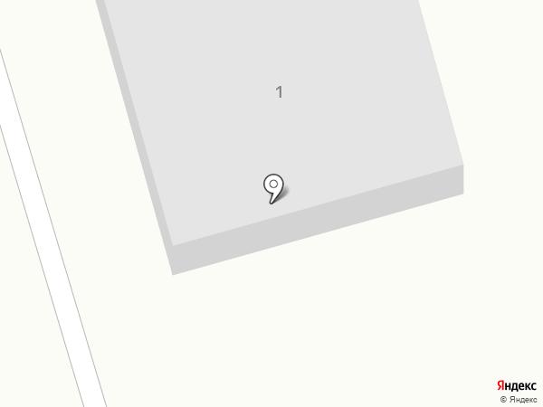 Успех-2 на карте Шебалино