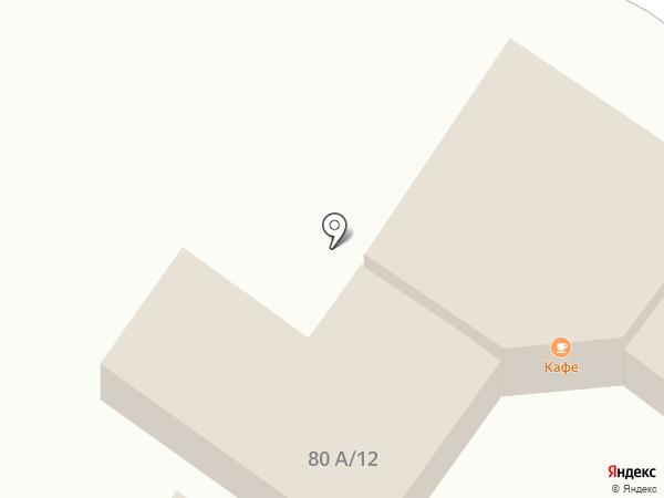 Берёзка на карте Шебалино
