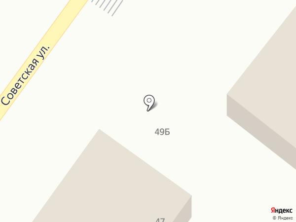 Планета детства на карте Шебалино