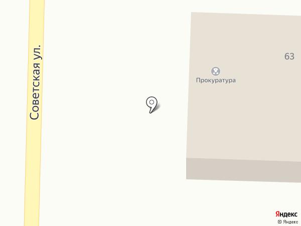 Прокуратура на карте Шебалино