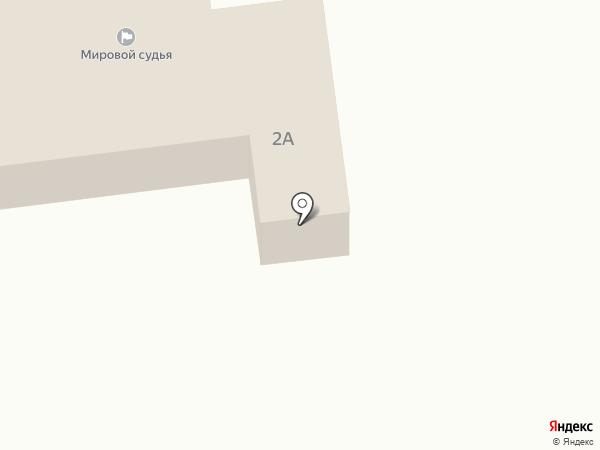 Судебный участок Шебалинского района на карте Шебалино