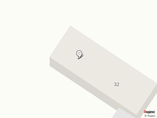 Гостевой дом на карте Усть-Мун