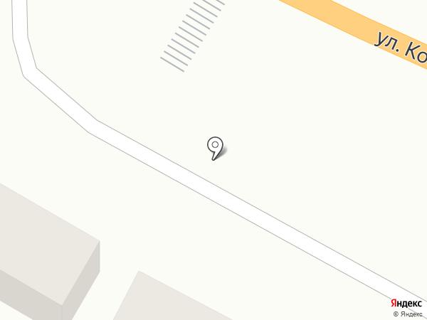 Альбатрос на карте Усть-Мун